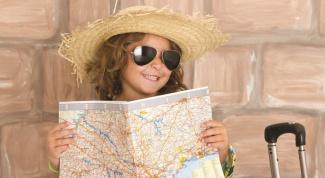 Какие документы нужны ребенку для поездки за границу