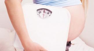Какой вес может набирать беременная