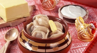How and what to eat dumplings