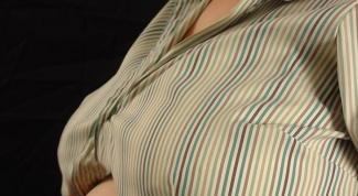 Как увеличивается грудь у беременных