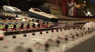 Где учат звукооператоров