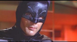 Как сделать маску Бэтмена