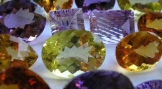 Choosing gemstone by date of birth