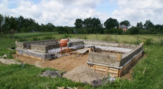 Какой песок нужен для строительства фундамент