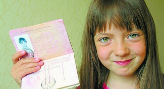 What documents are needed for travel abroad with the child