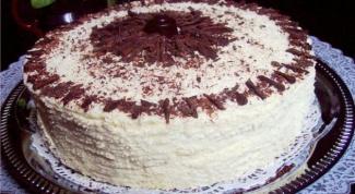 """Торт творожный """"В поисках совершенства"""""""