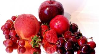 Чем полезны красные овощи и фрукты