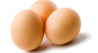 Определяем свежесть яиц