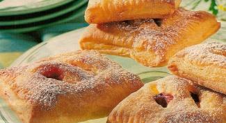 Как приготовить пирожки с абрикосами