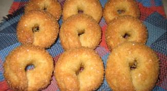 Как приготовить печенье «Торкетти»