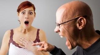 Как бороться с агрессией мужа