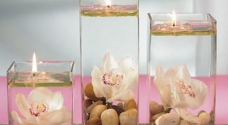 Как сделать гелевые свечи