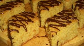Как приготовить пирог «Шримати»