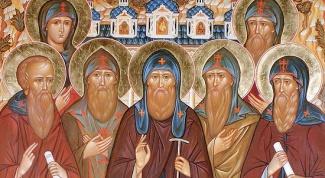 Кого православная Церковь именует преподобными