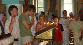 Кого православная Церковь называет верными