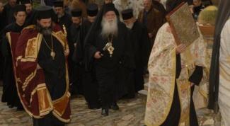 Как называются настоятели православных монастырей