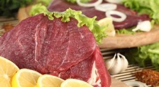 Чем полезно потребление мяса