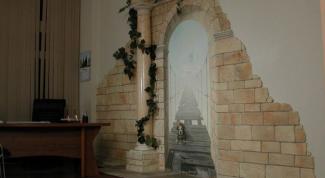Как используют камень в декорировании квартиры