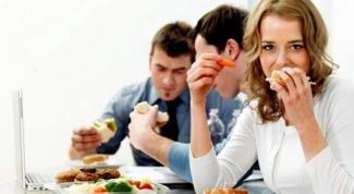 Какой нужен перерыв между приемами пищи