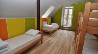 Какие хостелы есть в Киеве