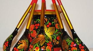 К каким музыкальным инструментам относятся деревянные ложки