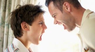 Почему возникают конфликты между детьми и родителями