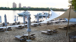 Where in Moscow you can swim in summer