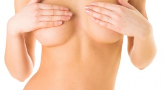If from the nipple stands out of some liquid