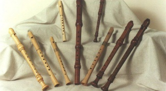 Какие есть деревянные духовые инструменты