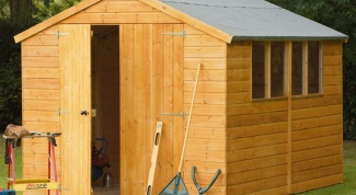 How to make a Foundation for outbuildings