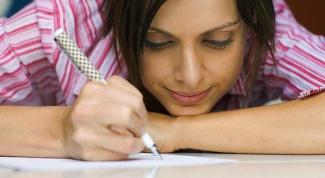 Как читают по почерку характер человека