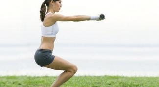 Какие мышцы работают при приседаниях