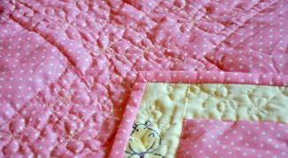 Как обработать срез ткани