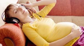 Почему у беременных чуткий сон