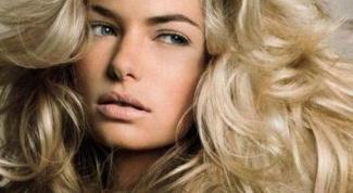 Как избавиться от желтого пигмента при блондировании