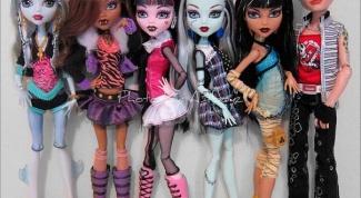 В какие куклы играют наши дети