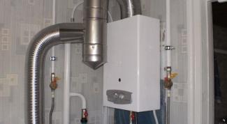 Как работают газовые колонки