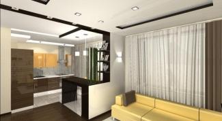 Как разработать дизайн гостиной