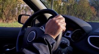 Как сесть за руль после аварии