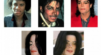 What changes did the appearance of Michael Jackson