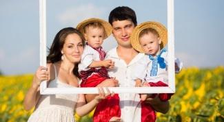 Семья как оплот общества