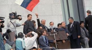 Какие перевороты были в России