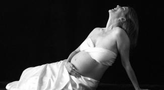 Почему некоторые не любят фотографироваться беременными