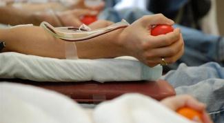 Какие правила действуют в отношении доноров