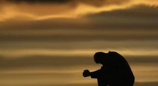 Почему в трудные минуты человек обращается к богу