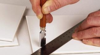 Как работать с плиткой