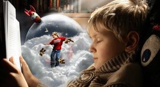 Почему дети любят сказки перед сном