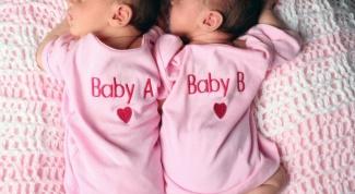 Как назвать двойняшек