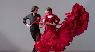 Какой должна быть юбка для фламенко