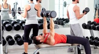 Как работать с весами в спортзале